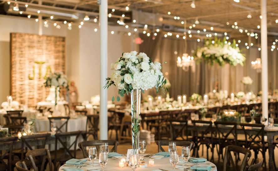 Ginger Lily Events, TheWILLETTS, The Stave Room