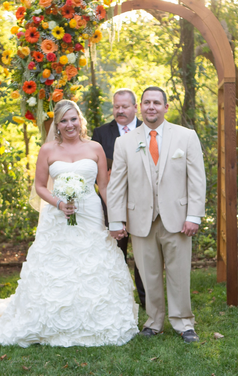 Atlanta Artistic Weddings