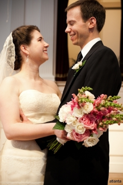 Louise Louthan and Kyle Finley Wedding at Mt. Vernon Baptist Church and Cherokee Town club